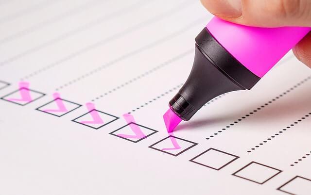 checklist-2077020_640 - 初心者でも飼える!フトアゴヒゲトカゲの飼育方法
