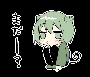 20 - 【LINE】レミーちゃんのLINEスタンプをリリースしました!!