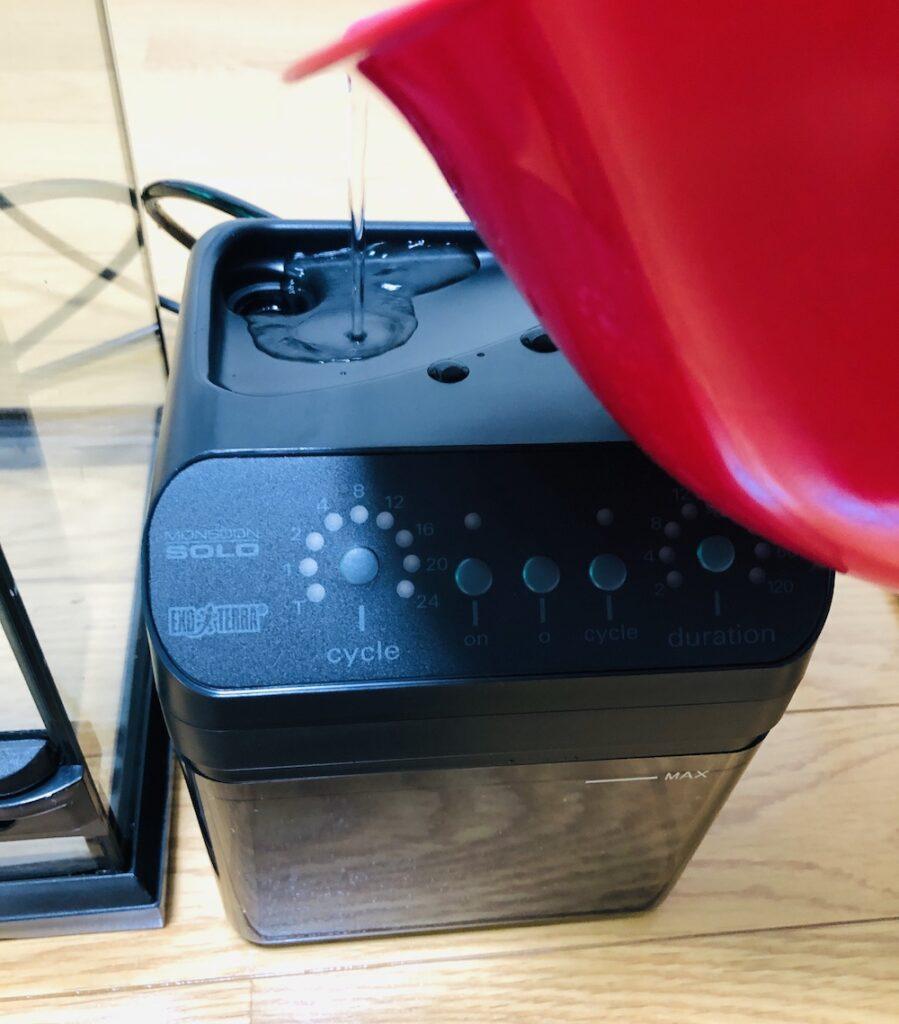 動画あり【モンスーンソロレビュー】噴霧開始時間と噴霧秒数ができる自動ミスト発生装置を徹底検証 - 動画あり【モンスーンソロレビュー】噴霧開始時間と噴霧秒数ができる自動ミスト発生装置を徹底検証